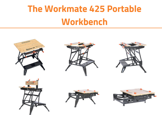 The Workmate 425 Review-Portable Workbench