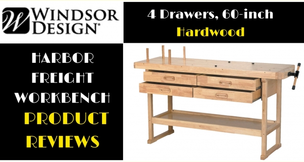 harbor freight workbench review