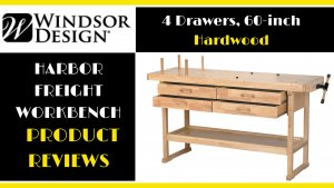 The Best Windsor Design Harbor Freight Workbench Review