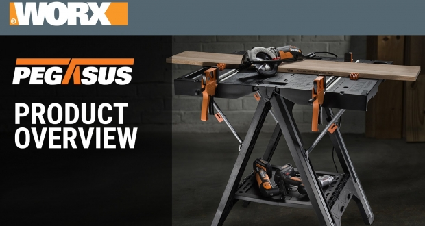 The worx pegasus review