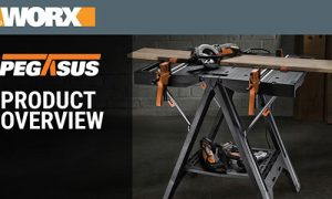 The Worx Pegasus Sawhorse Reviews & Buying Guide -2018 (Updated)