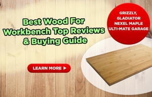 best wood for workbench top