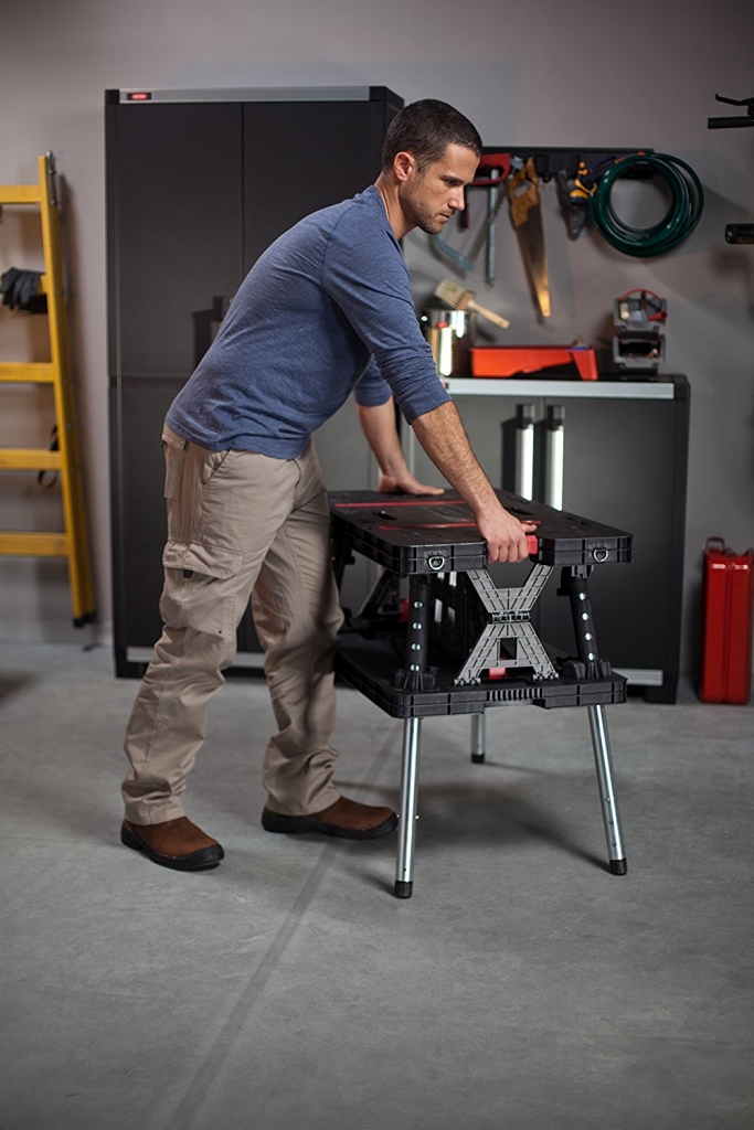 keter folding worktable review-700 Lbs-2