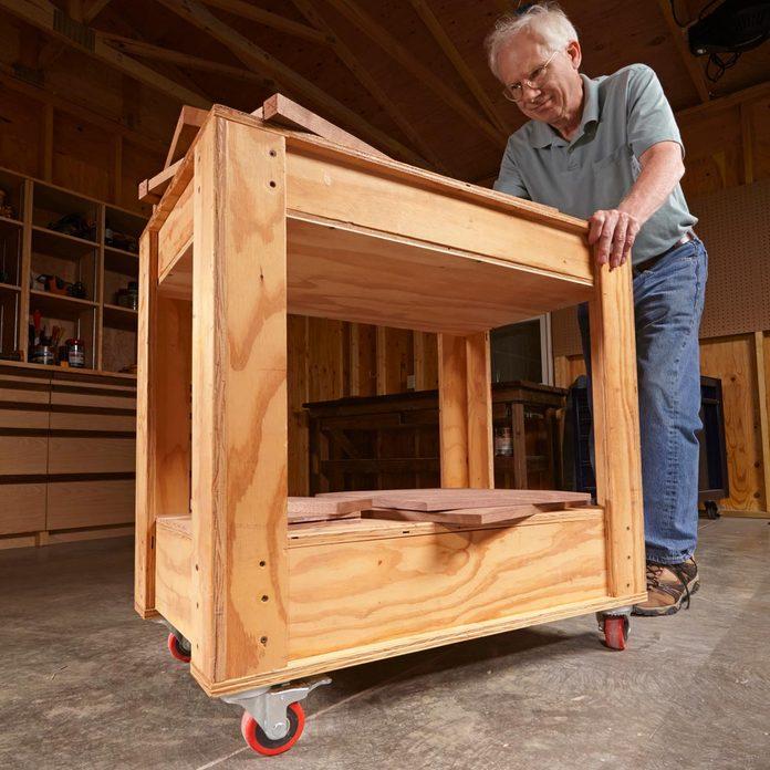 rolling tool box plan