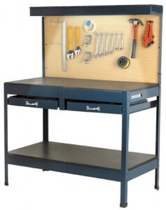 Multipurpose best workbench with garage