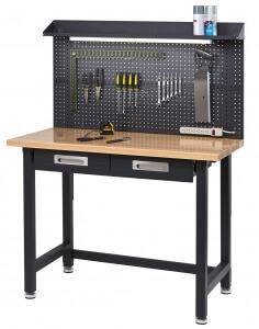 best garage workbench plans- UltraHD Lighted Work center