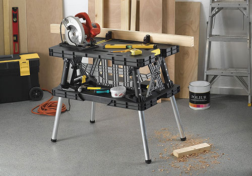 Top 3 Best Keter Folding Work Table Reviews -Which One For Me? [A to Z]