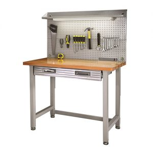 Seville-classics-ultrahd-lighted-stainless-steel-workbench