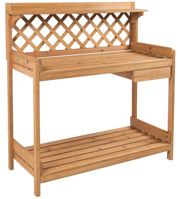 Best-Choice-Products-Potting-Bench-Outdoor-Garden-Work-Bench-Station-Planting-Solid-Wood-Constructio