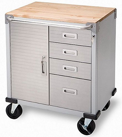 Seville-Classics-UltraHD-Rolling-Storage-Cabinet-with-Drawers-(UHD20205B)
