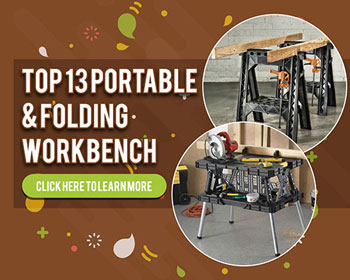 Top 13 Best Portable Workbench Reviews And Buying Guide-2018