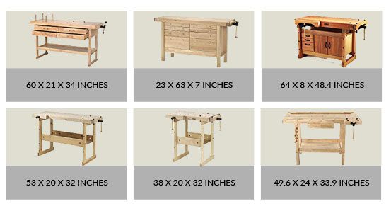 woodworking-bench-Length-and-Breadth
