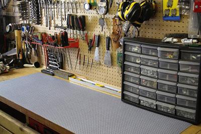 workbench-mat
