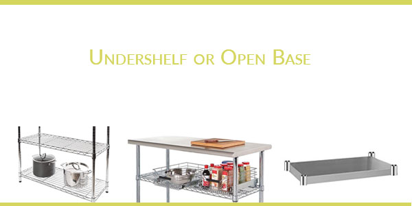 Undershelf-or-Open-Base