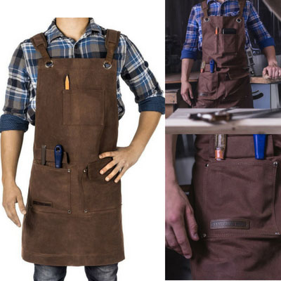Woodworking Shop Aprons