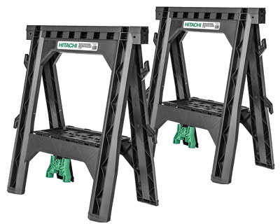 Hitachi-115445-Folding-Sawhorses-review
