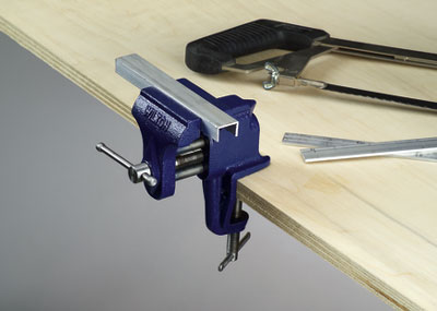 Clamp-on-Vise