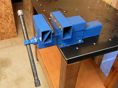 Metal-Working-Vise