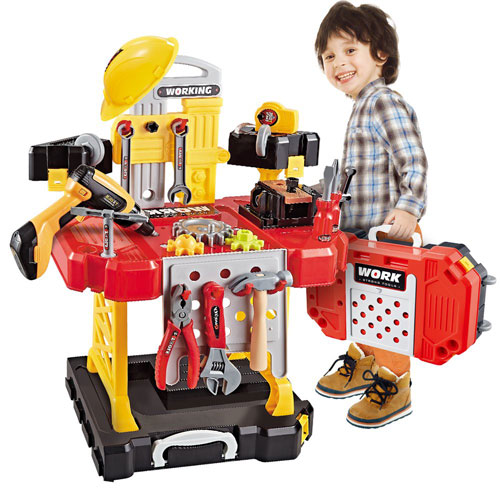 110-Pieces-Young-Choi's-Power-Workbench