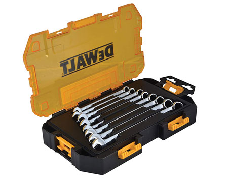 DEWALT-DWMT73810-Tool-Kit-Metric-Combination-Wrench-Set