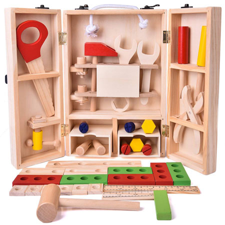 Wooden-Toys-Kids-Tool-Case