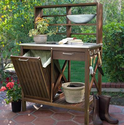 Belham-Living-Winfield-Acacia-Wood-Potting-Bench