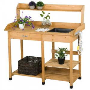 Topeakmart-Outdoor-Garden-Potting-Bench-Potting-Tabletop-with-Sink-Drawer-Rack-Shelves-Work-Station