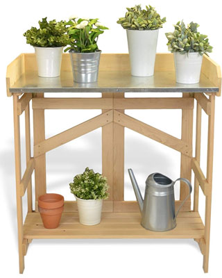 VYTAL-potting-bench-with-galvanized-top