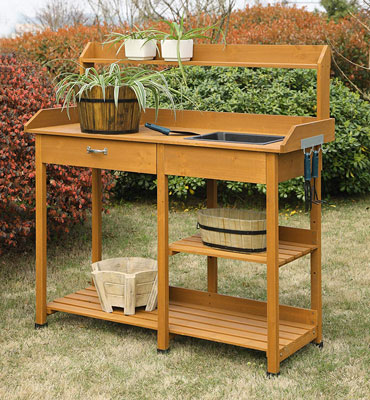 top-rated-Convenience-Concepts-potting-benches