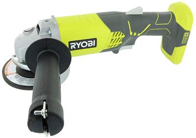 Ryobi-cordless-angle-grinder