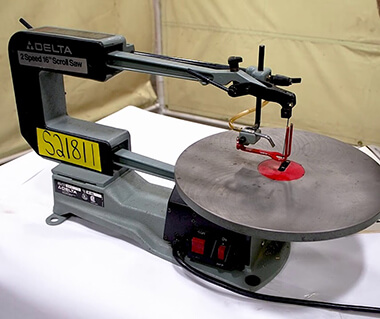 Power Scroll Saw