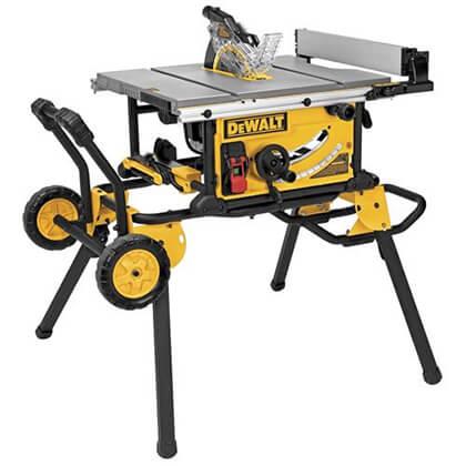 DEWALT 10-inch Jobsite Table Saw