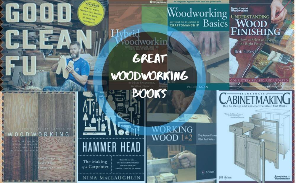 Great Woodworking Books
