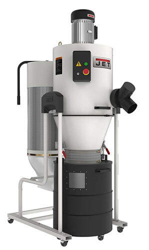 Jet-JCDC-2-2-hp-Cyclone-Dust-Collector