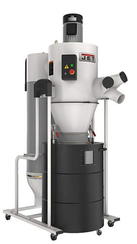 Jet-JCDC-3-3-hp-Cyclone-Dust-Collector-Kit