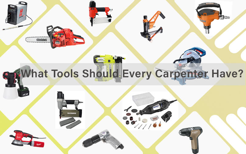 Carpentry Power Tools