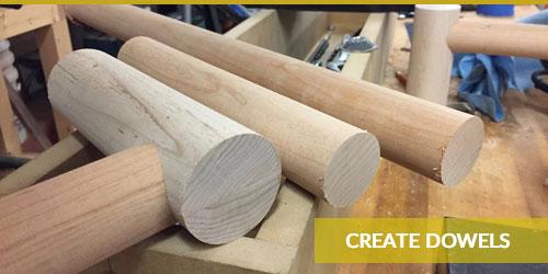 Create-Dowels