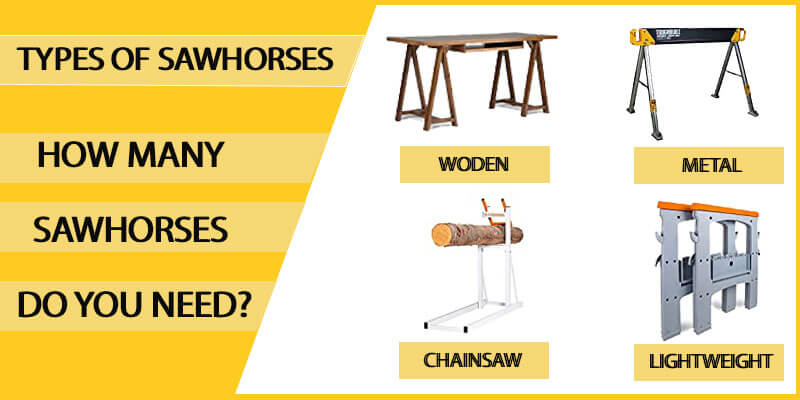 Types-of-Sawhorses