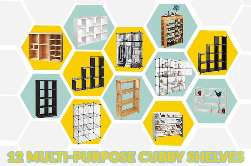 Cubby-Shelves