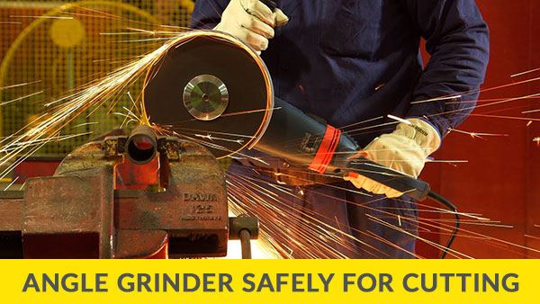 Angle-Grinder-Safely-for-Cutting