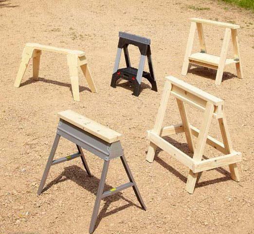DIY-Sawhorse