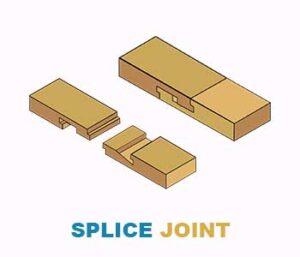 Splice-joint