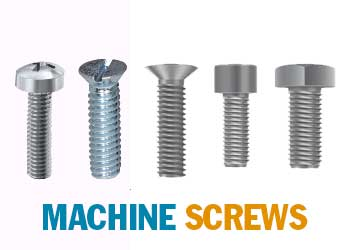 Machine-screws