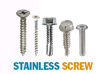 Stainless-screw